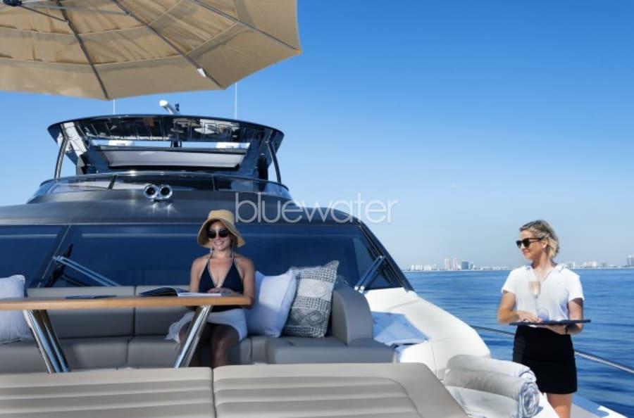 Моторная яхта Dolce Vita Yacht #4