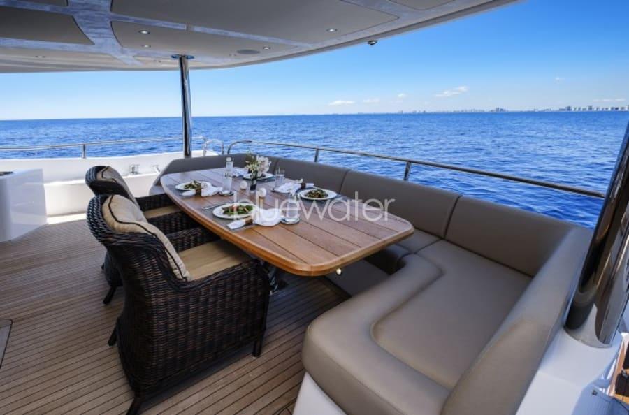Моторная яхта Dolce Vita Yacht #5