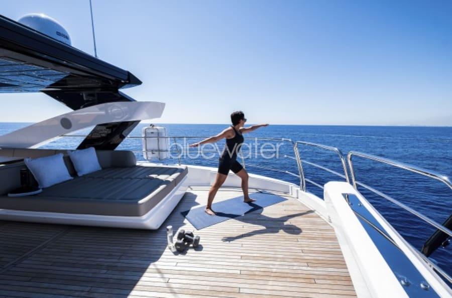 Моторная яхта Dolce Vita Yacht #9