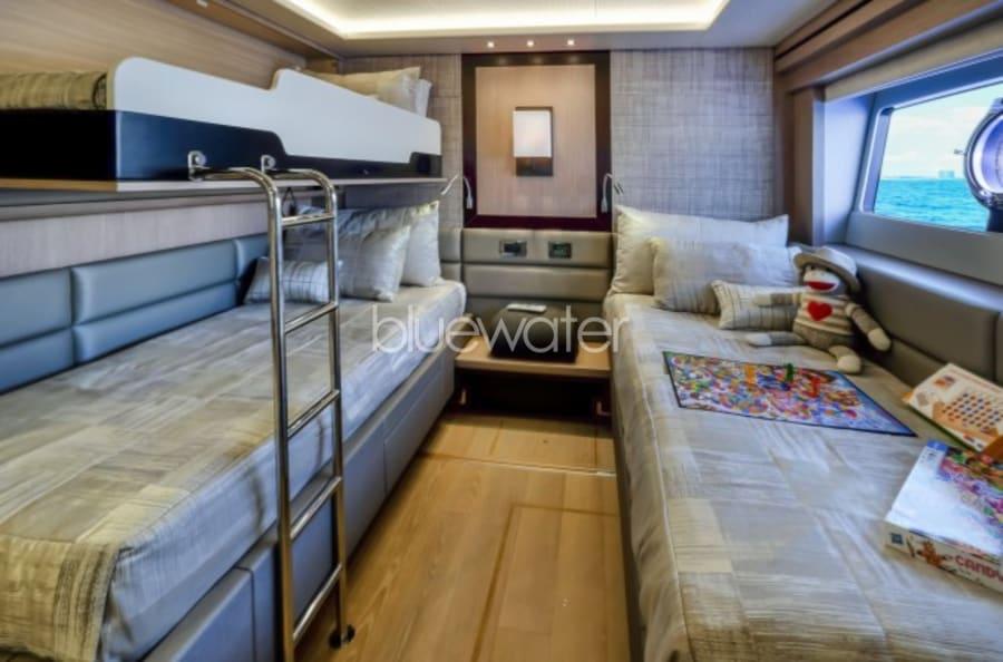 Моторная яхта Dolce Vita Yacht #12