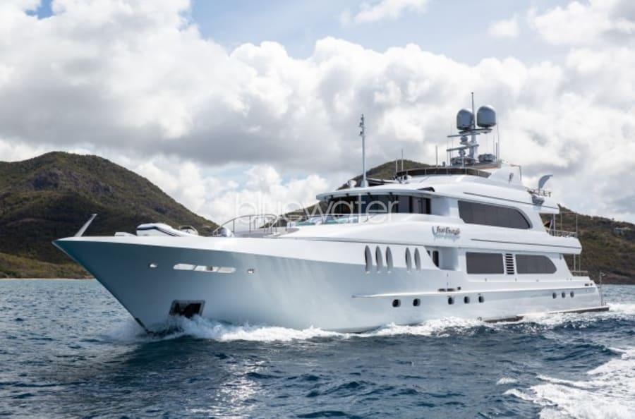 Моторная яхта Just Enough Yacht #3