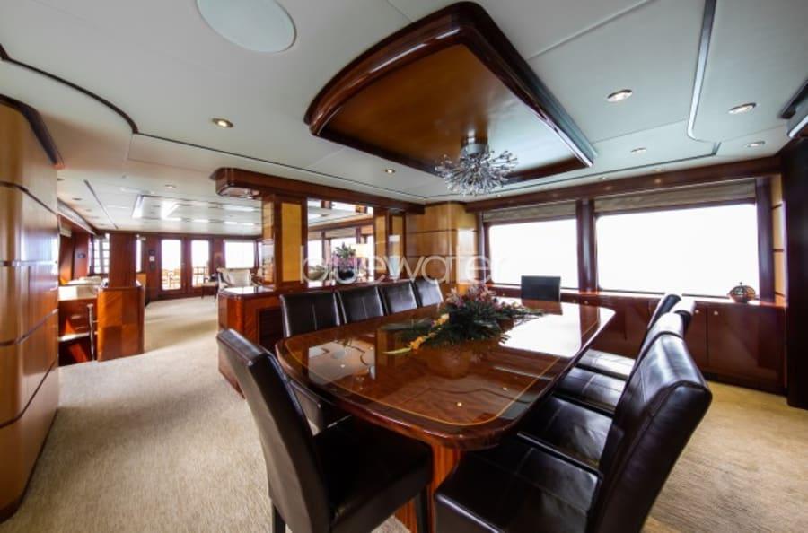 Моторная яхта Just Enough Yacht #20