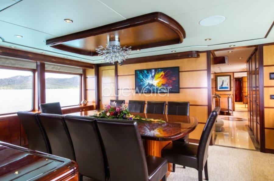 Моторная яхта Just Enough Yacht #21
