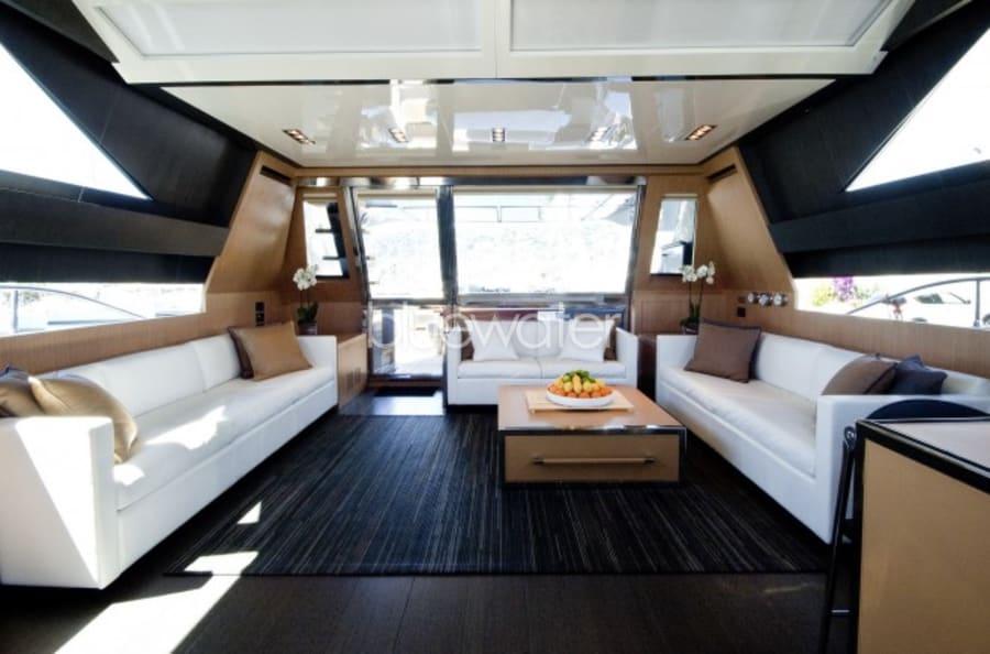 Моторная яхта Rhino A Yacht #9
