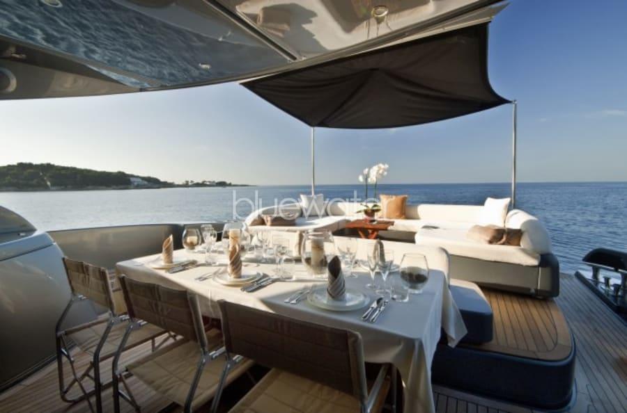 Моторная яхта Rhino A Yacht #3