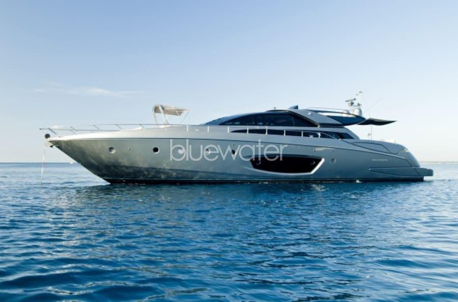 Моторная яхта Rhino A Yacht #1