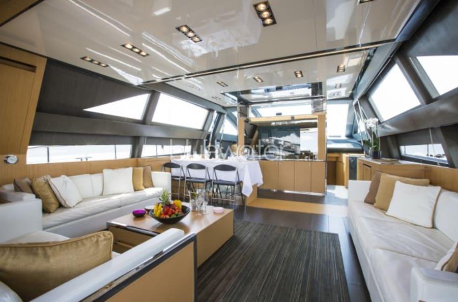 Моторная яхта Rhino A Yacht #10