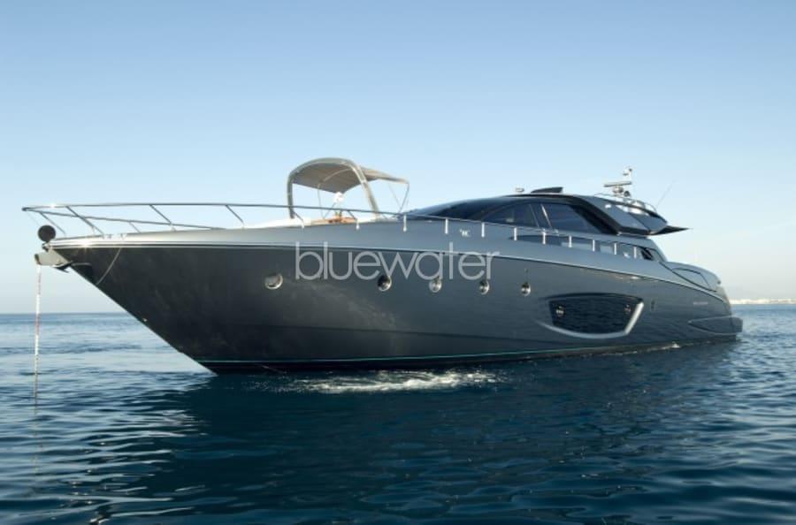 Моторная яхта Rhino A Yacht #4