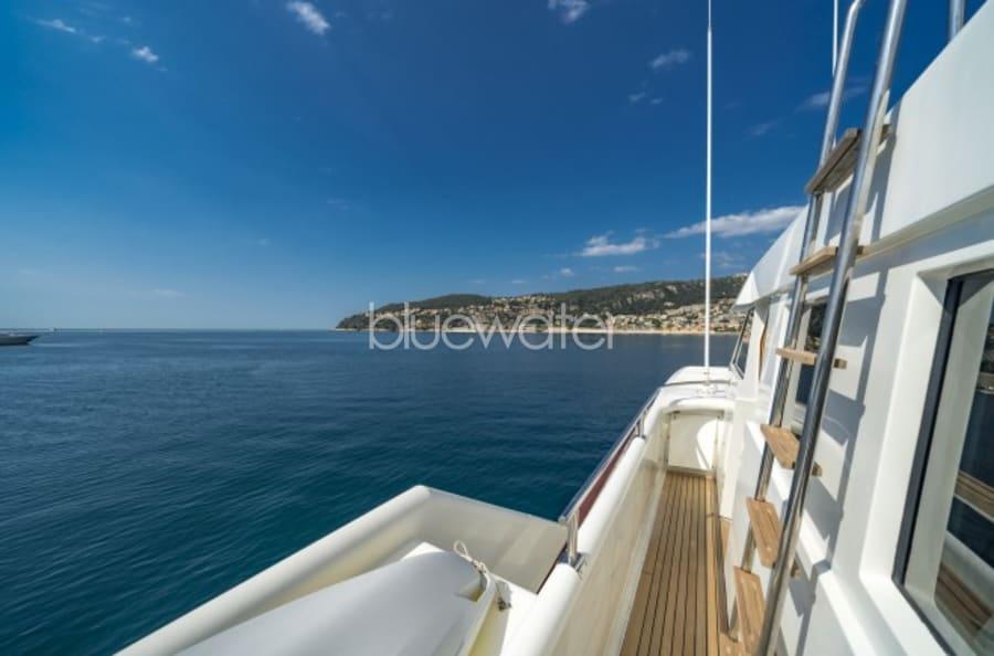 Моторная яхта Fiorente Yacht #5