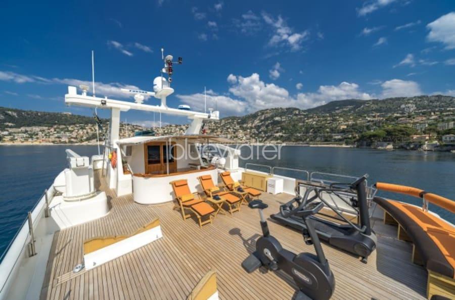 Моторная яхта Fiorente Yacht #8