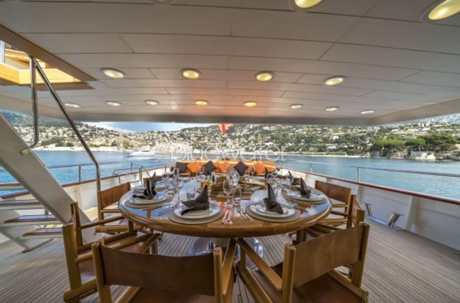 Моторная яхта Fiorente Yacht #12