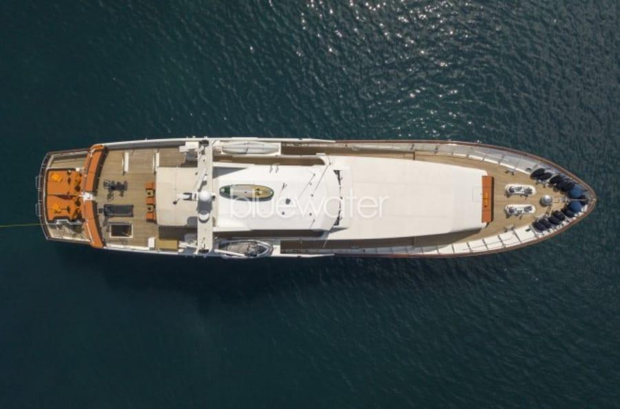 Моторная яхта Fiorente Yacht #4