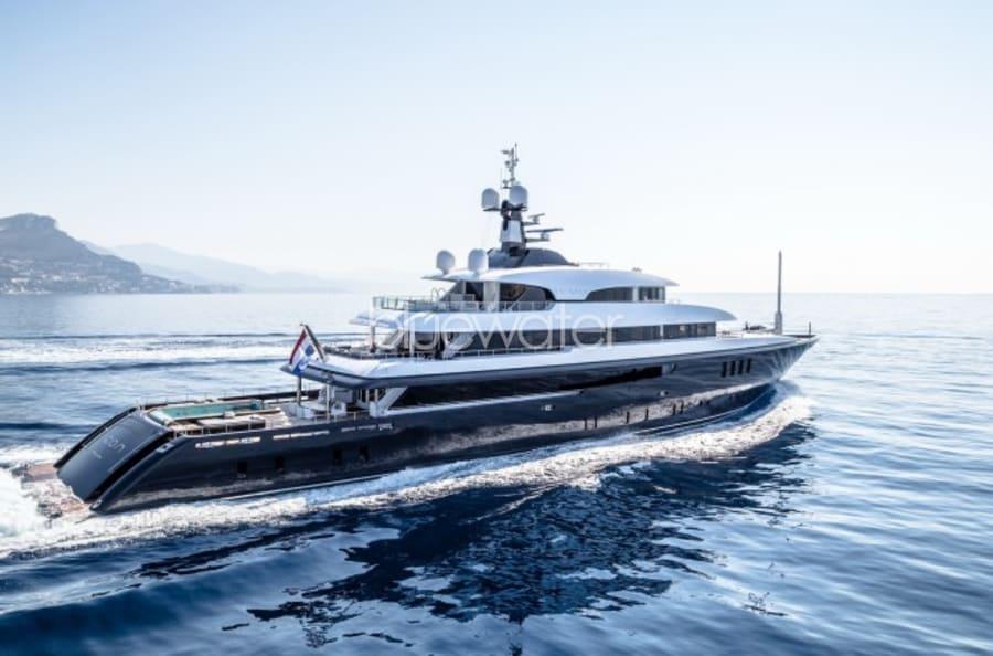 Моторная яхта ICON Yacht #2
