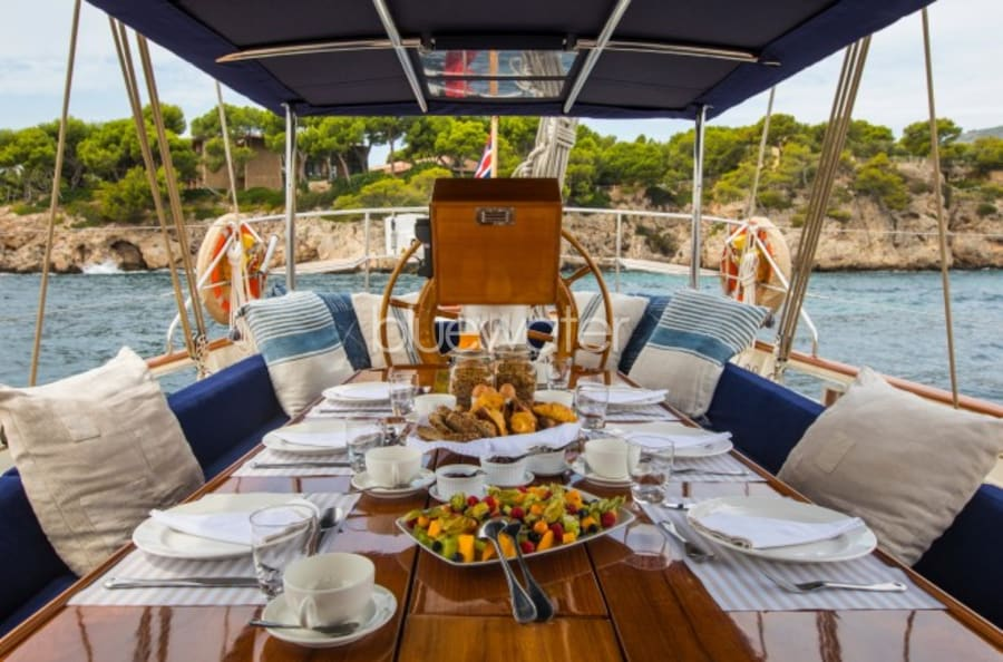 Парусная яхта Alexa of London Yacht #3