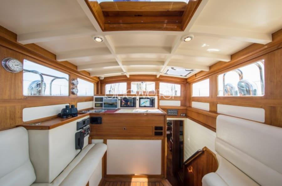 Парусная яхта Alexa of London Yacht #4