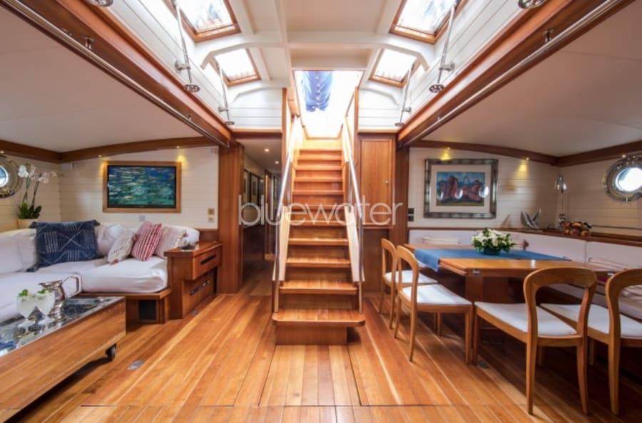 Парусная яхта Alexa of London Yacht #2