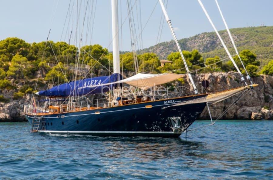 Парусная яхта Alexa of London Yacht #1
