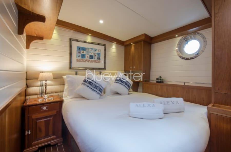 Парусная яхта Alexa of London Yacht #14