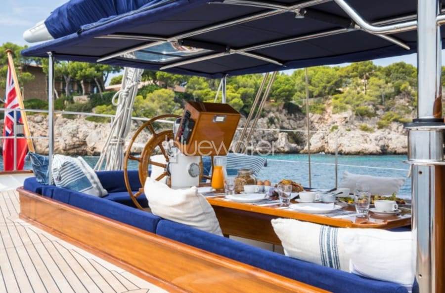 Парусная яхта Alexa of London Yacht #15