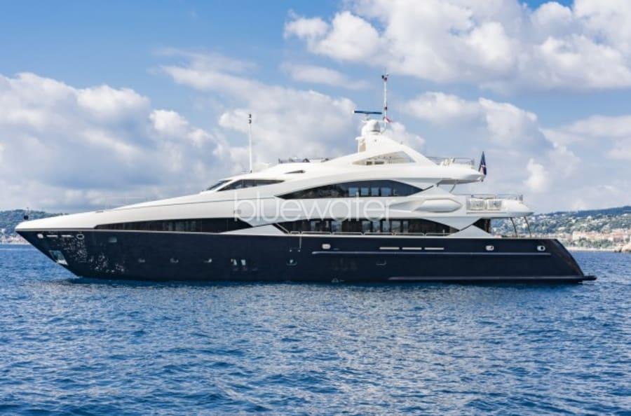 Моторная яхта The Devocean Yacht #3