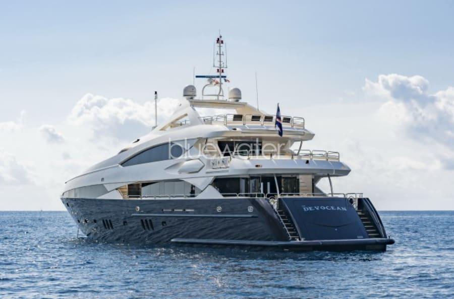 Моторная яхта The Devocean Yacht #2