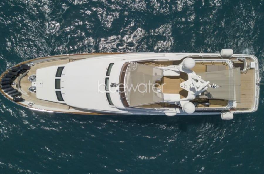 Моторная яхта QUID PRO QUO Yacht #3