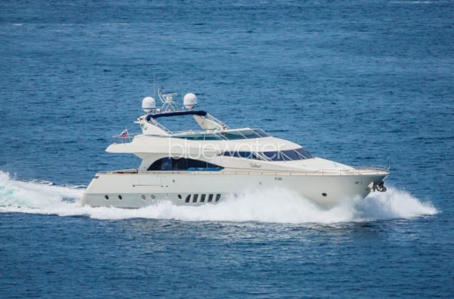 Моторная яхта Vellmari Yacht #1