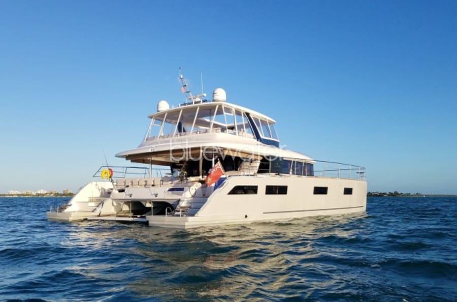 Моторная яхта LONG MONDAY Yacht #2