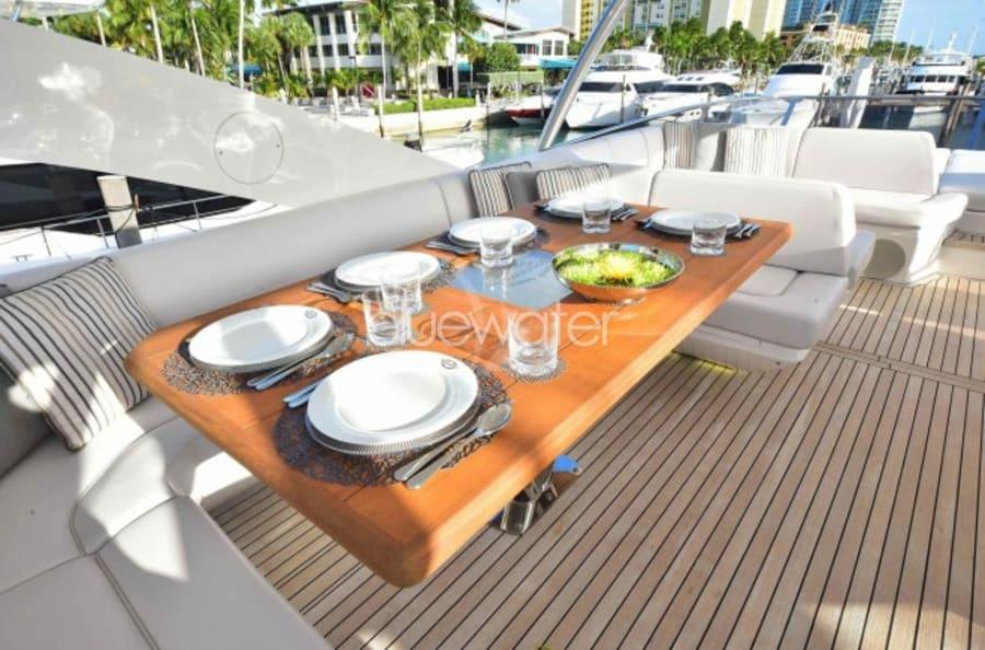 Моторная яхта SUN TOY Yacht #3