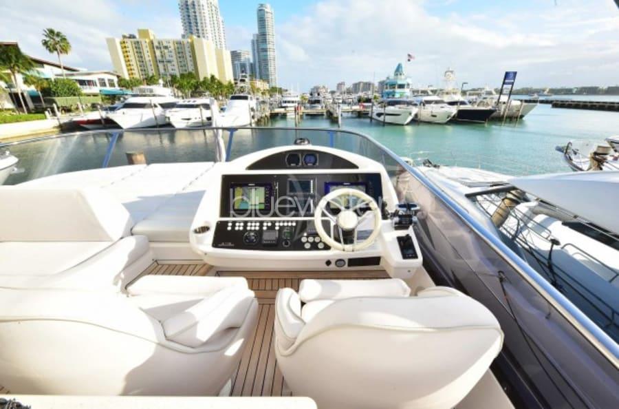 Моторная яхта SUN TOY Yacht #2