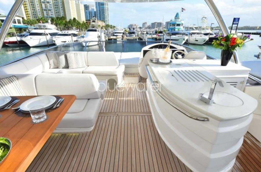 Моторная яхта SUN TOY Yacht #4