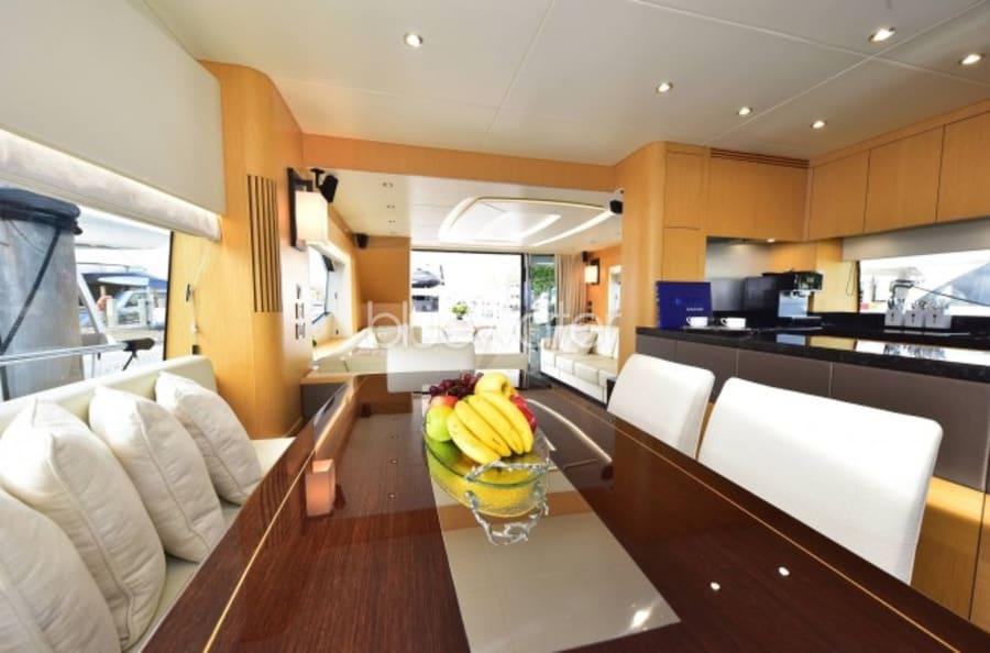 Моторная яхта SUN TOY Yacht #6