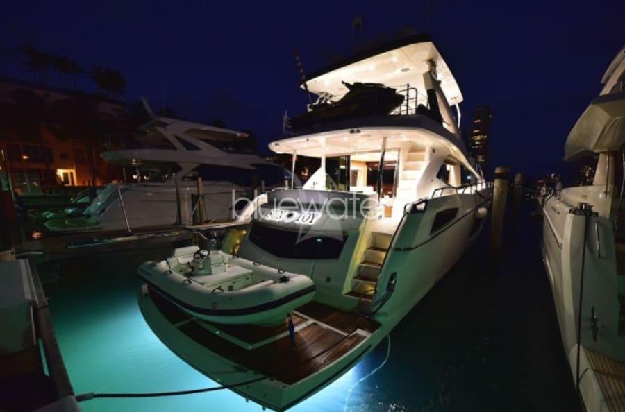 Моторная яхта SUN TOY Yacht #5