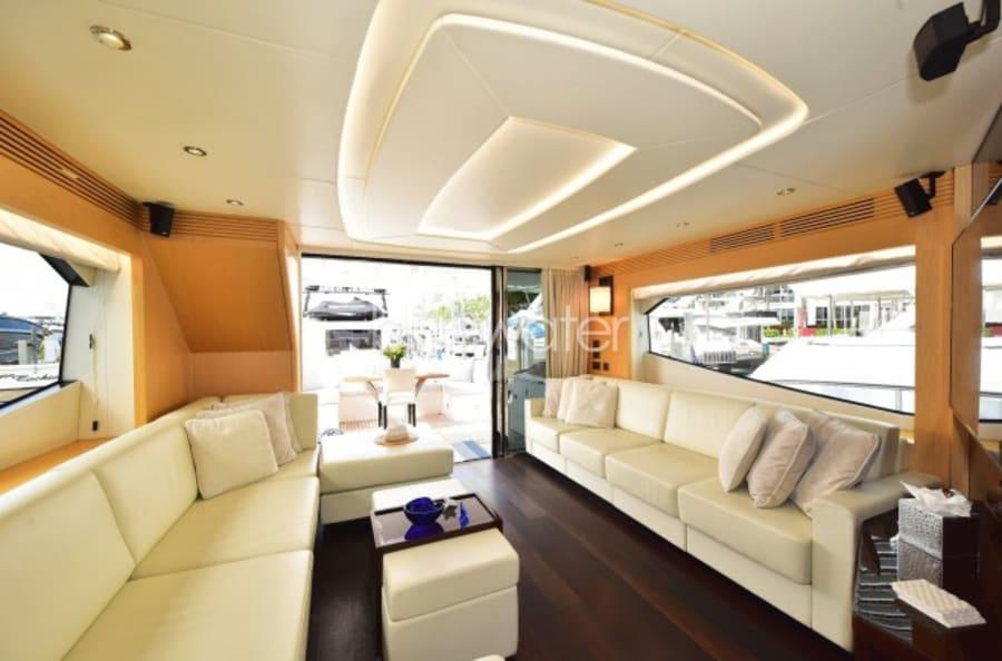 Моторная яхта SUN TOY Yacht #11