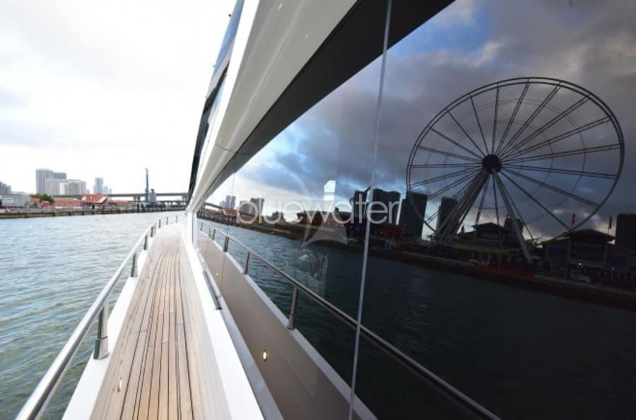 Моторная яхта SUN TOY Yacht #19