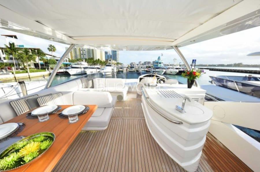 Моторная яхта SUN TOY Yacht #23