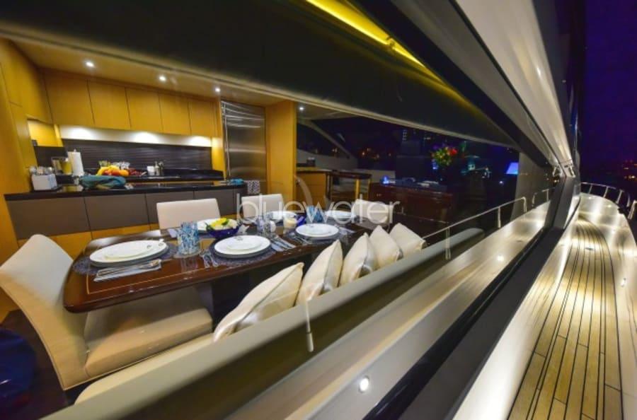 Моторная яхта SUN TOY Yacht #22
