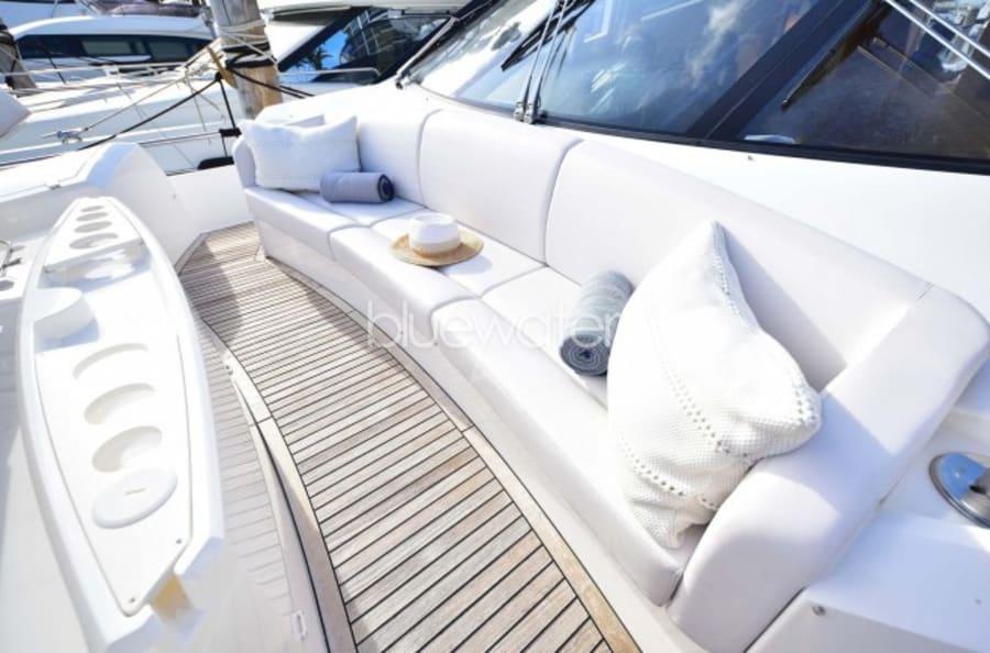 Моторная яхта SUN TOY Yacht #21