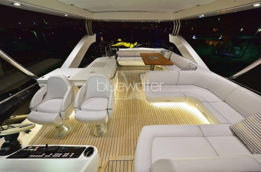 Моторная яхта SUN TOY Yacht #26