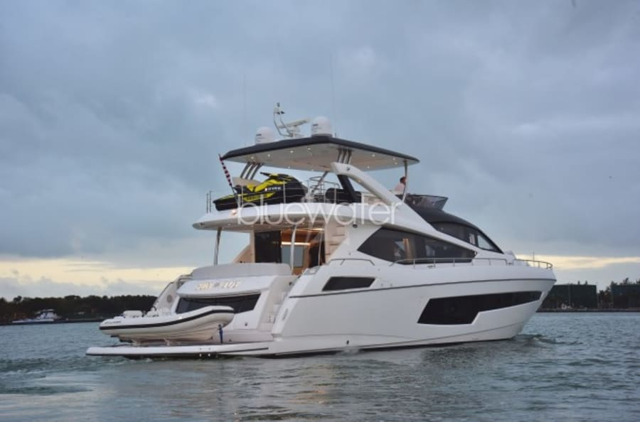 Моторная яхта SUN TOY Yacht #28
