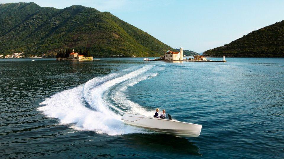 Croatia & Montenegro yacht charter