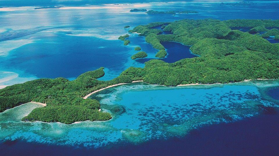 Южная часть Тихого океана yacht charter