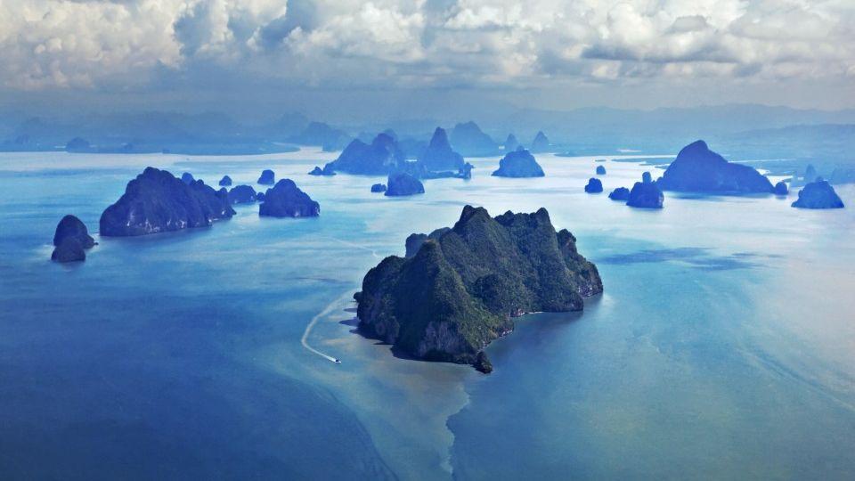 Юго-восточная Азия yacht charter
