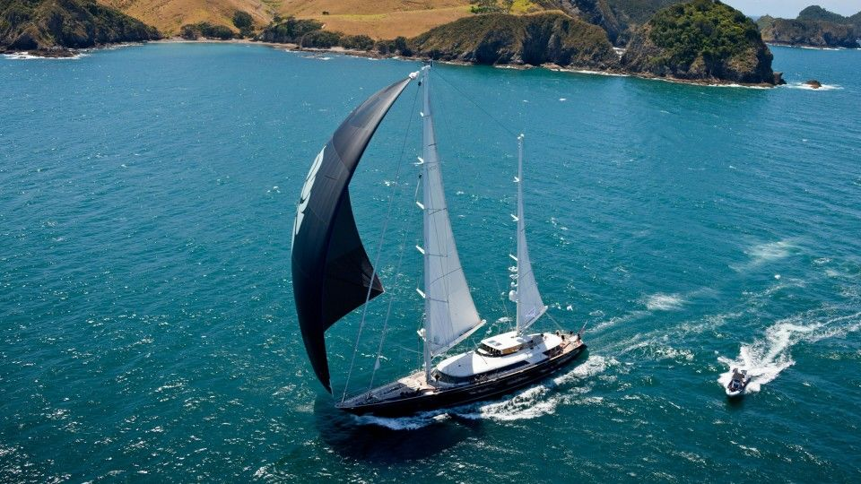 Австралия и Новая Зеландия yacht charter