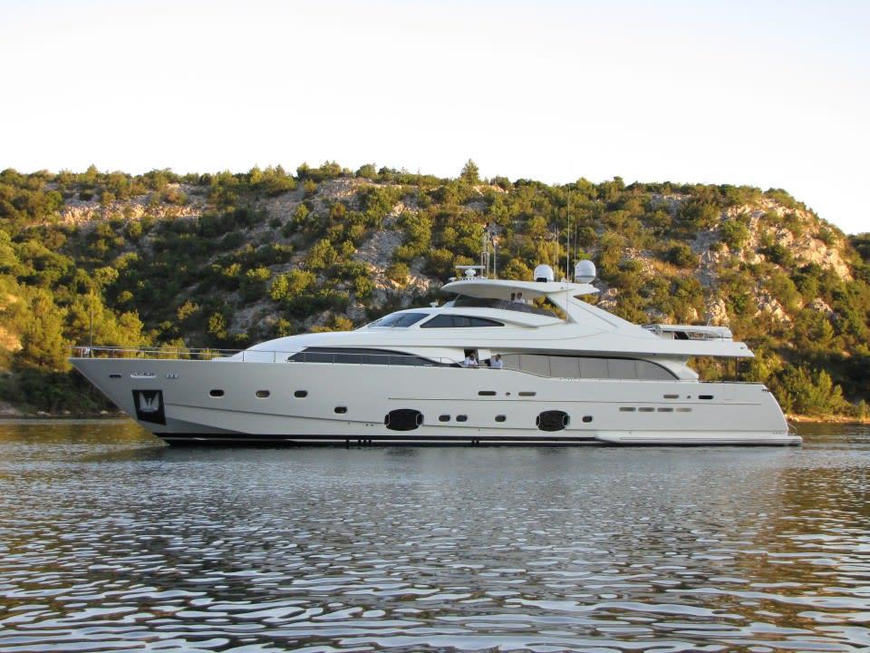 M/Y Custom Line 112 Next Yacht #1