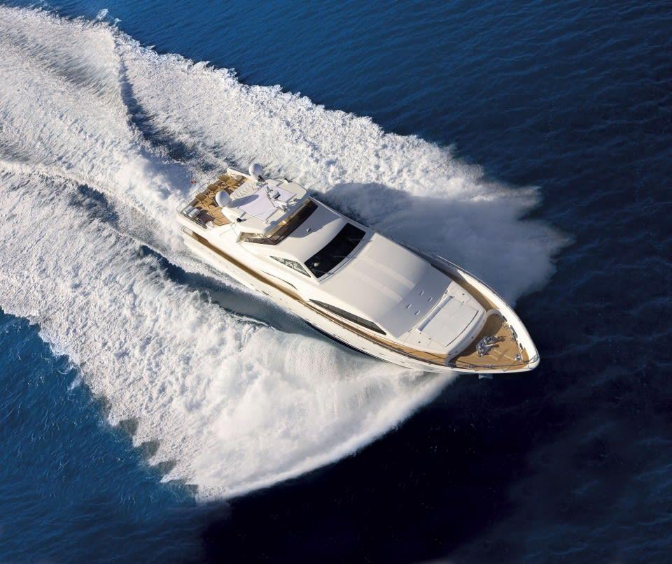 M/Y Custom Line 112 Next Yacht #6