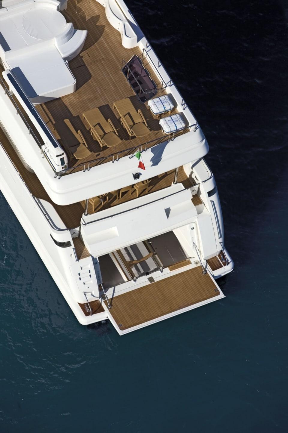 M/Y Custom Line 112 Next Yacht #8