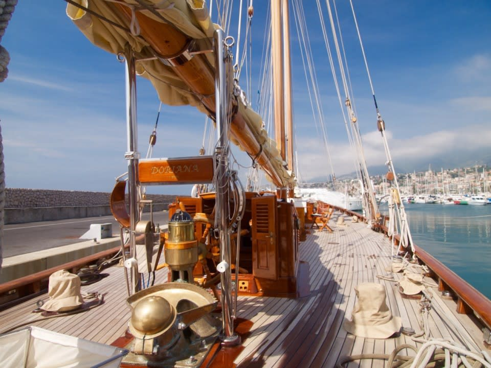 S/Y Doriana Yacht #12
