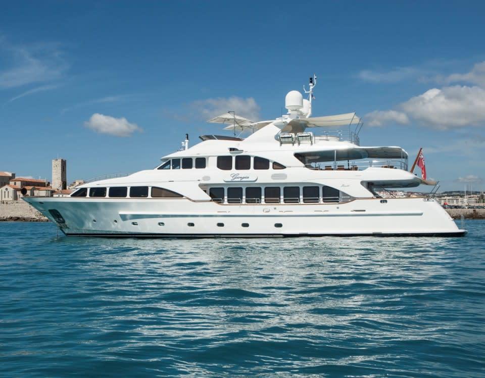 M/Y Giorgia Yacht #1