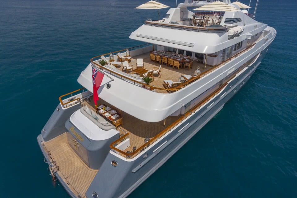 M/Y Mosaique Yacht #5